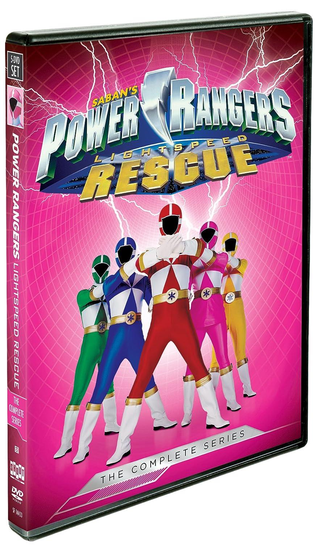 power rangers - lightspeed rescue