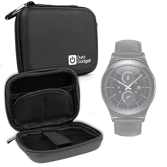 Amazon.com: DURAGADGET Samsung SmartWatch Case - Premium ...