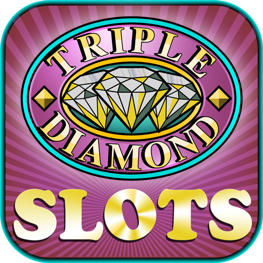 Slot Machine : Triple Diamond