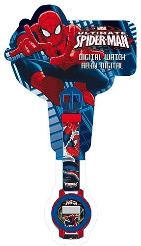 Spiderman - Reloj Pulsera Digital en blíster (Kids MV10565)