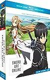 Sword Art Online - Arc 1 (SAO) - Edition Saphir [2 Blu-ray] + Livret [Édition Saphir]