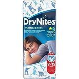 Huggies DryNites Pyjama Pants for Boys, Age 8-15 - 9 Pants Total