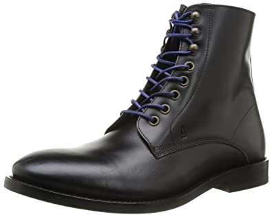 Azzaro Granvil, Boots homme - Noir, 44 EUAzzaro