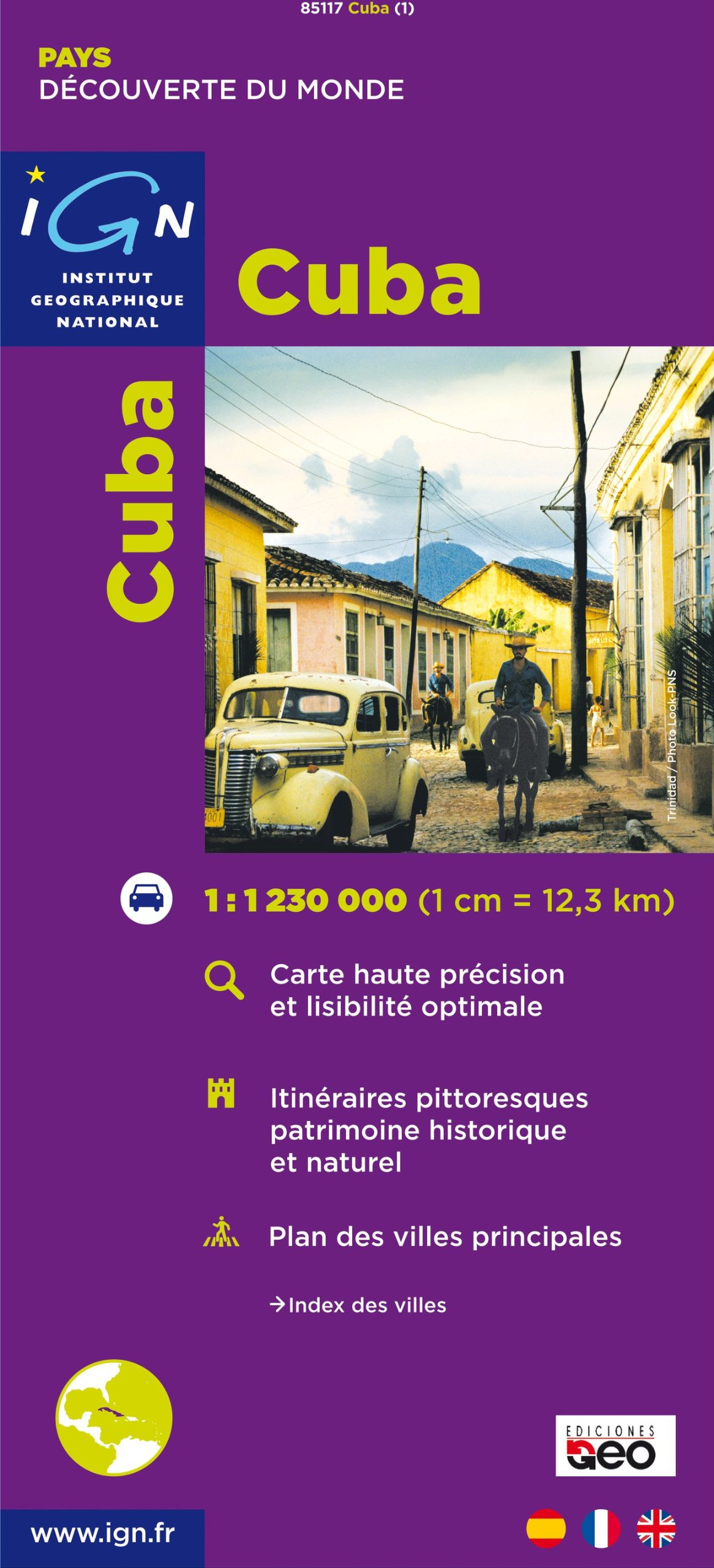 Amazon.fr   Cuba   IGN   Livres