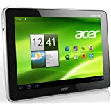 Acer Iconia A511 25,7 cm (10,1 Zoll) Tablet-PC (Nvidia Tegra 3, 1,3GHz, 1GB RAM, 32GB eMMC, Android 4,0, UMTS) silber