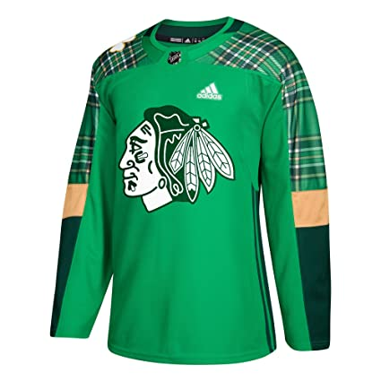 best sneakers 576fd e28c9 Amazon.com : adidas Chicago Blackhawks NHL 2018 Mens St ...