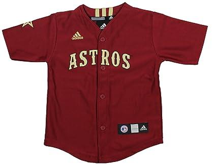 Amazon Com Houston Astros Mlb Baby Boys 12m 24m Infant Jersey
