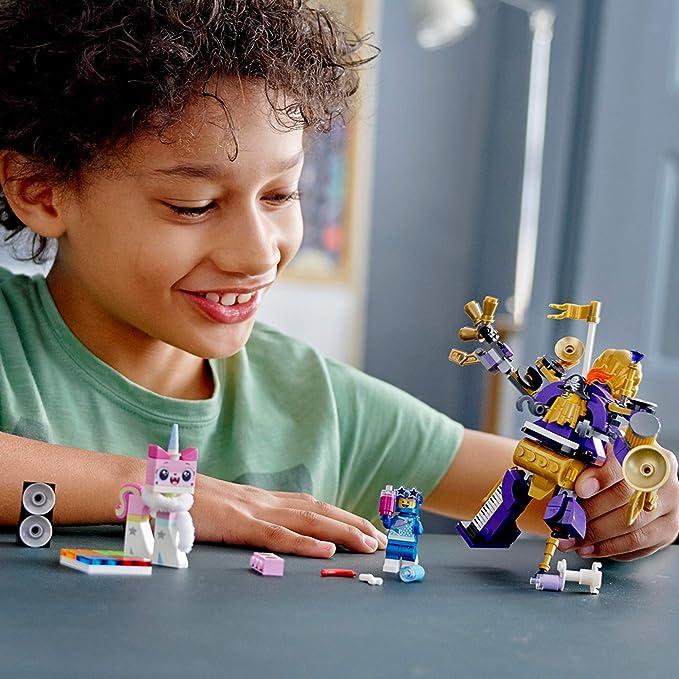 LEGO MOVIE 2 Dîner Assiettes X 8