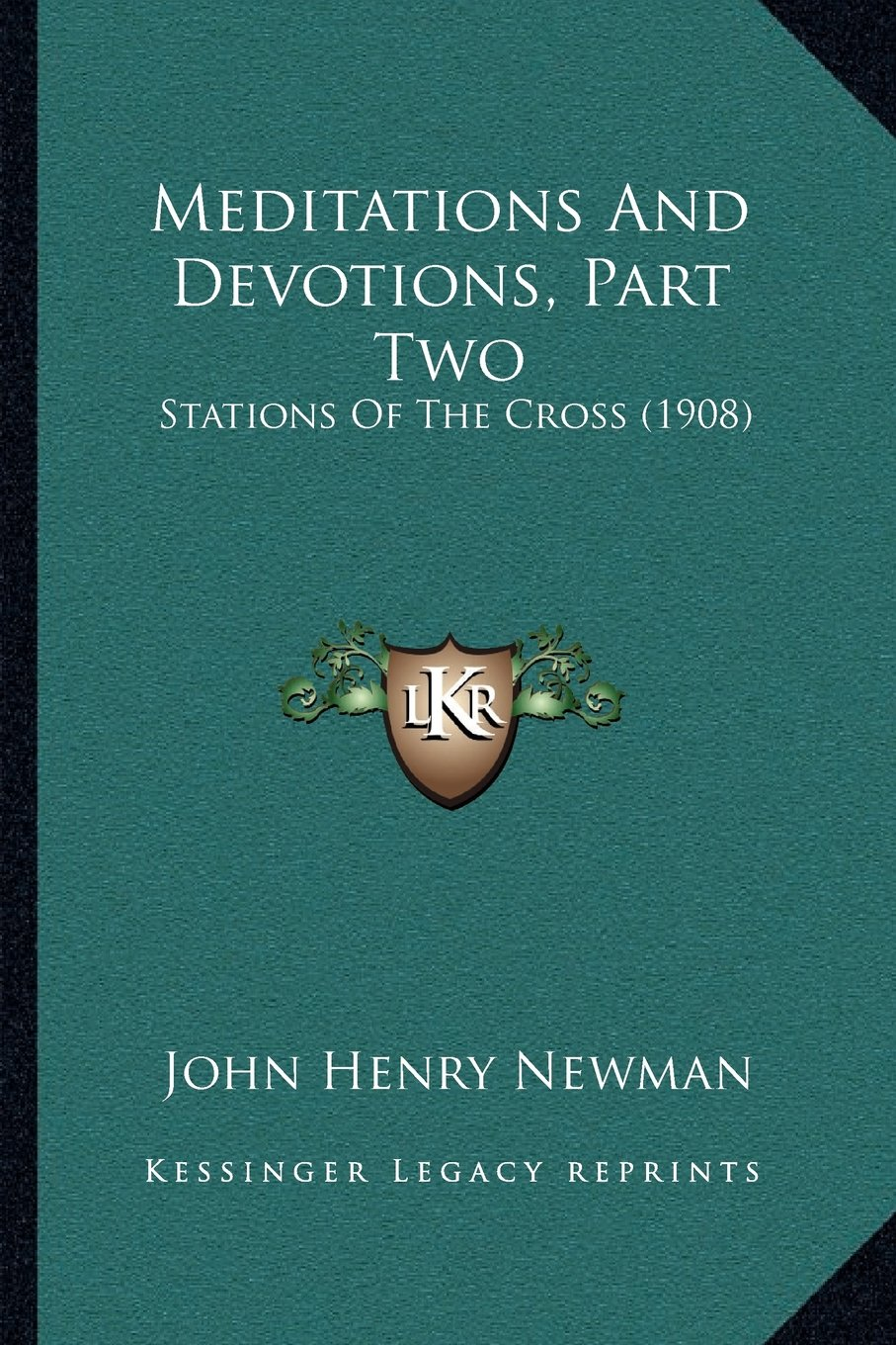Download Meditations And Devotions, Part Two: Stations Of The Cross (1908) ebook
