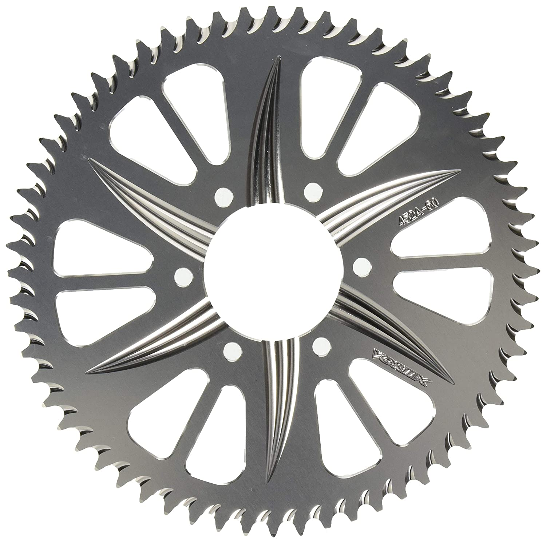 Vortex 452A-60 Silver 60-Tooth 520-Pitch Rear Sprocket