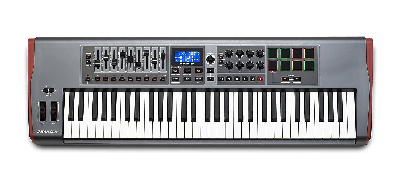 Teclado MIDI