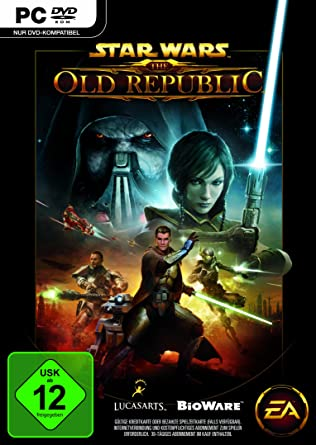 Star Wars The Old Republic Pc Amazonde Games