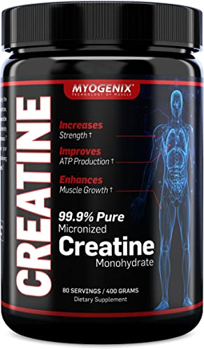 Myogenix Creatine 400G