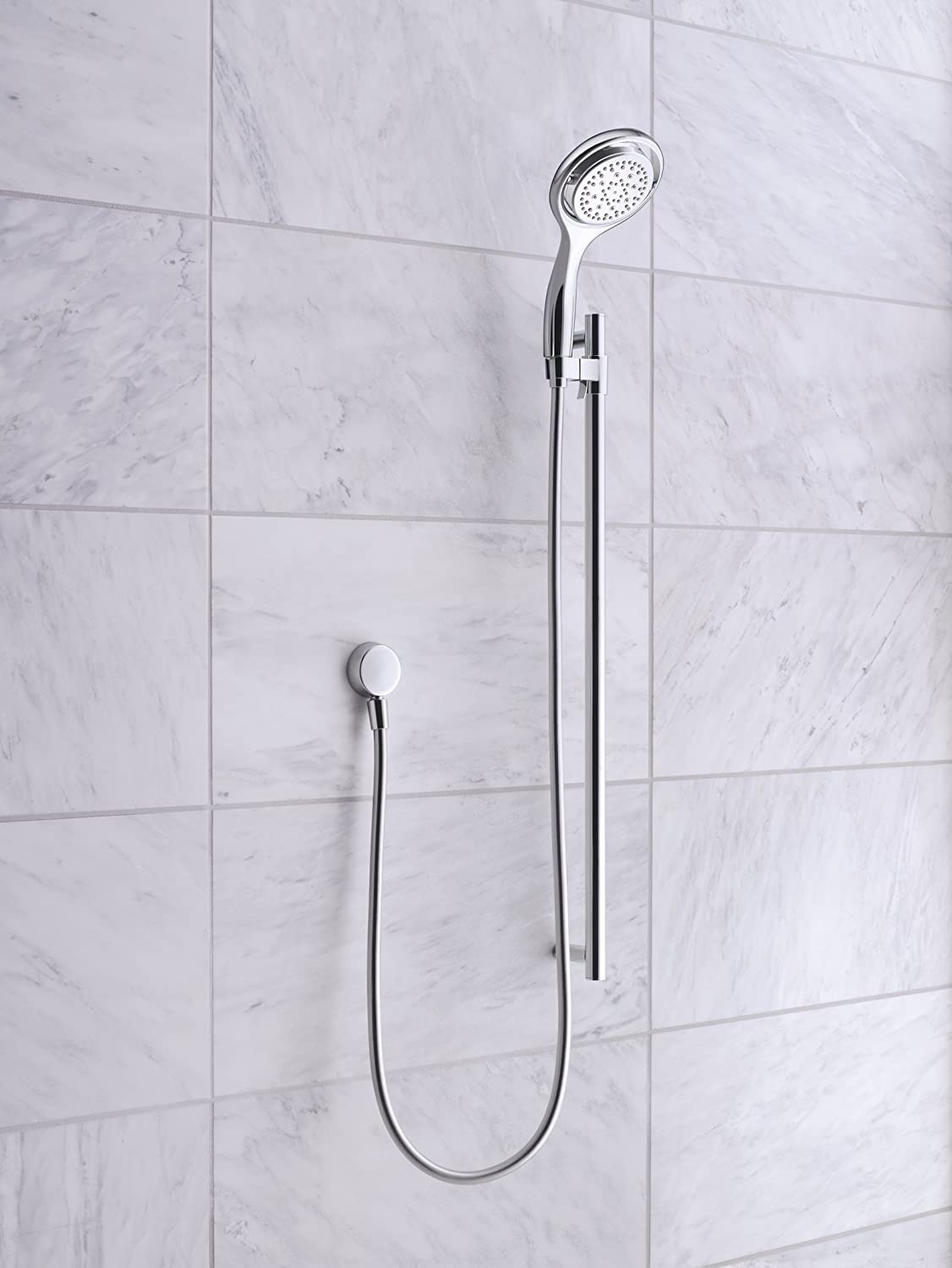 KOHLER K-17493-CP Flipside 01 Handshower, Polished Chrome - Hand ...