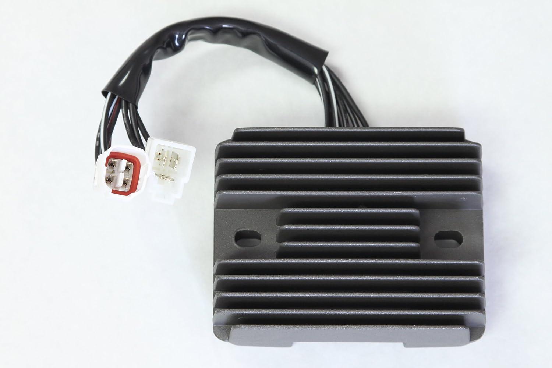 Amazon.com: Voltage Regulator Rectifier Assembly - Suzuki - GSXR 600 06-07,  GSXR 750 06-07, GSXR 1000 07-08: Automotive
