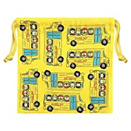 9dd3d98649 Small Planet Peanuts Snoopy Lunch Bag School Bus Yellow SNKN2009