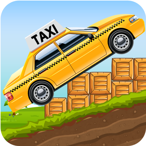 Rocky Roads Taxi Hill Dash 3D ()
