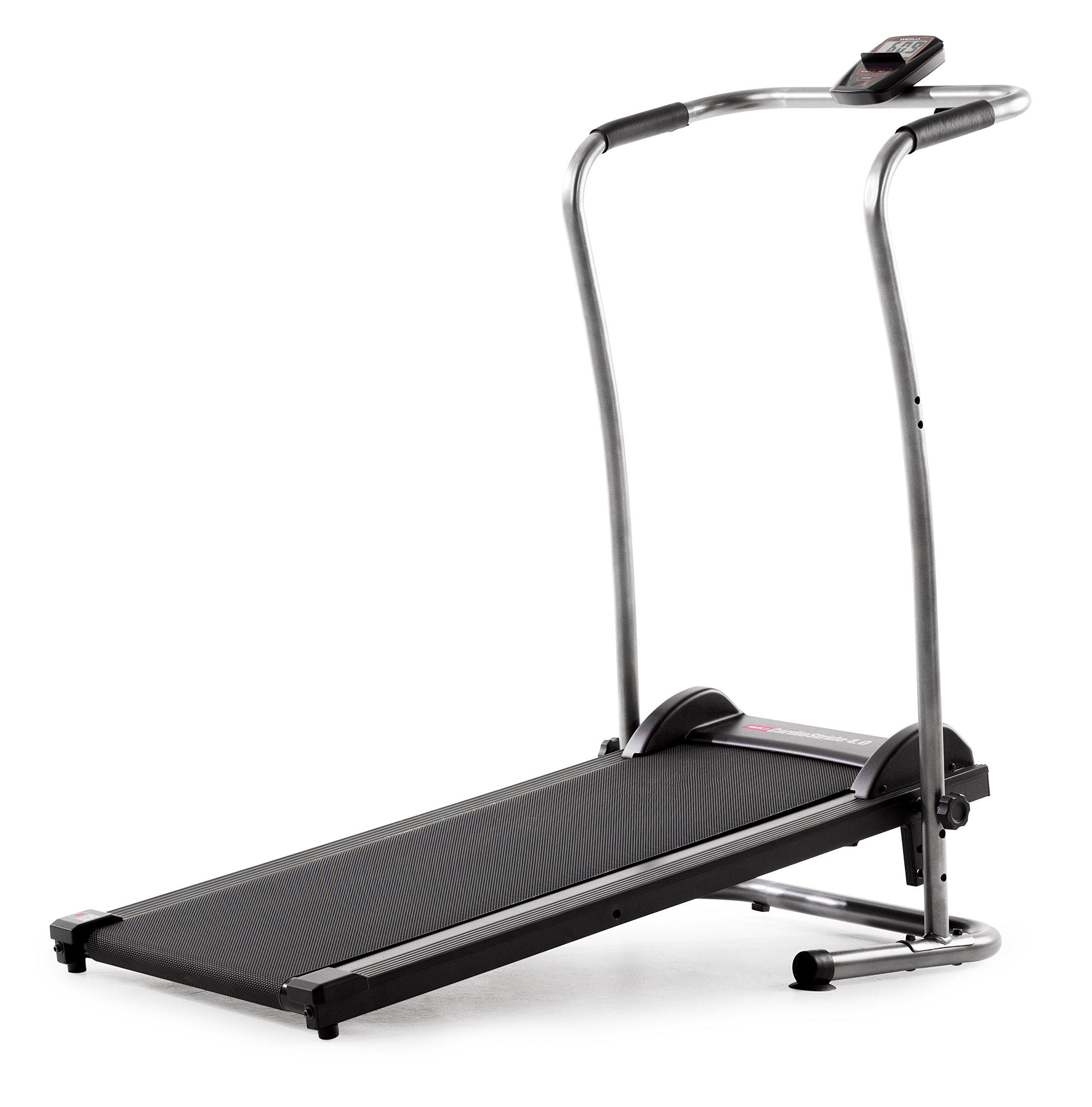 Weslo WLTL99616 Cardiostride 4.0 Treadmill, Black by Weslo