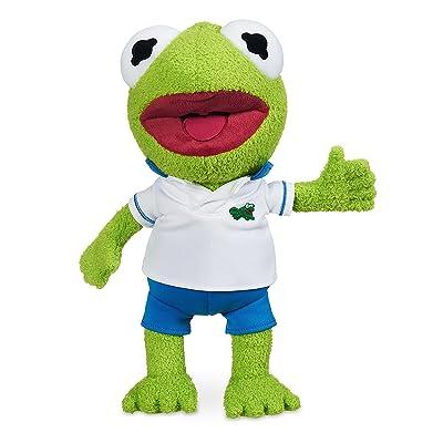 Disney Kermit Plush - Muppet Babies - Small: Toys & Games