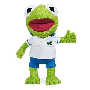 Disney Kermit Plush - Muppet Babies - Small412308283908