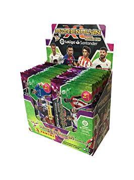 La Liga Santander- Adrenalyn Cartas (Panini 8424248916596): Amazon ...