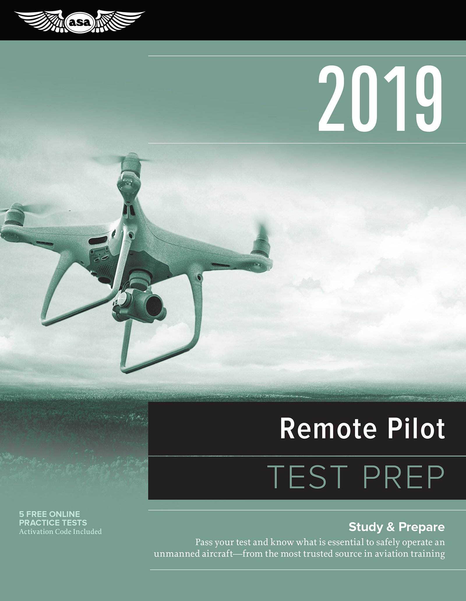 Remote Pilot Test Prep 2019: Study & Prepare: Pass your test
