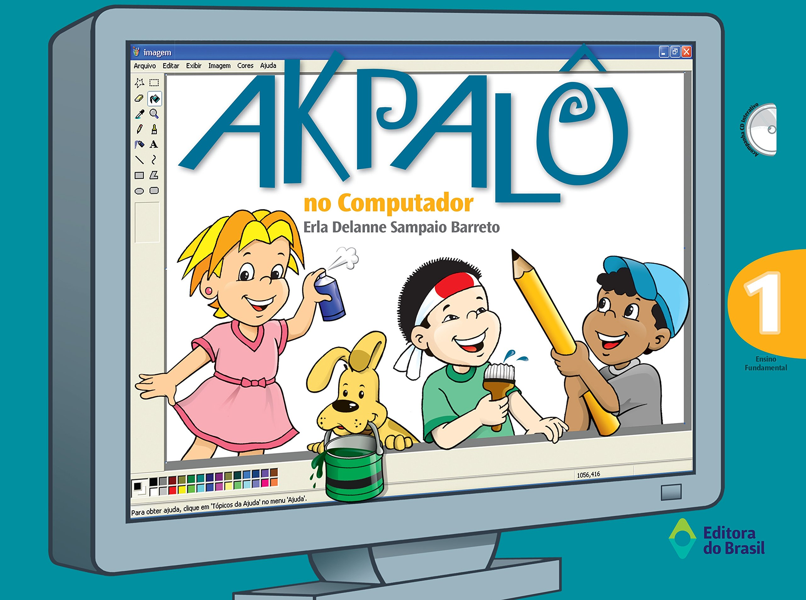 Download Akpalô no Computador 1 (+ CD) pdf epub