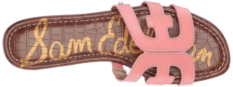 Sam Sandal Edelman Women's Bay Slide Sandal Sam B07DKG6ZL3 9.5 M US|Sugar Pink 3d094b