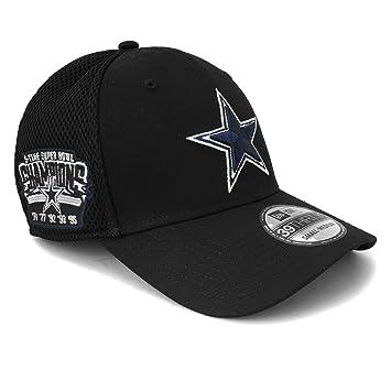 Dallas Cowboys NFL 5X Super Bowl Champs Commemorative 39THIRTY Neo - Small    6bca8ef0c