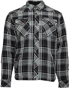 Bores Lumberjack Chaquetas de camisa resistente a rasguños ...