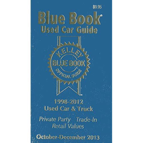 Kelley Blue Book: Amazon.com