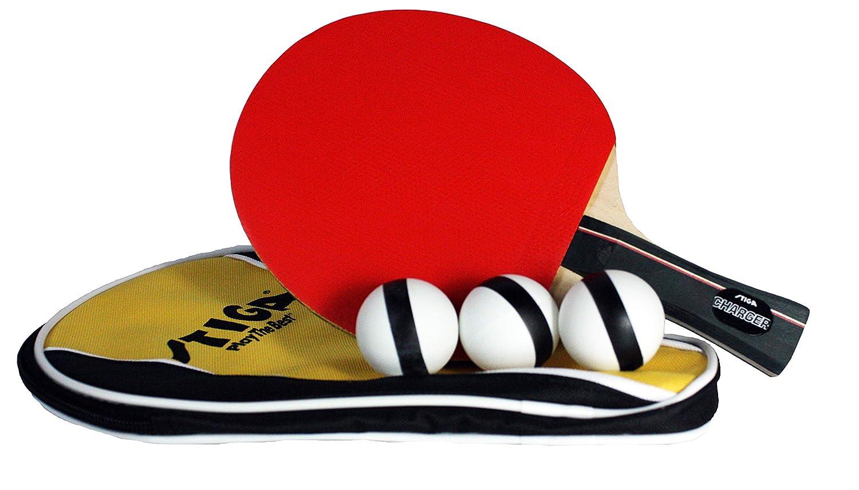 STIGA Master Series Table Tennis Trainer Racket Set