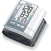 Beurer BC 40 - Tensiómetro de muñeca, indicador OMS, memoria 60 mediciones