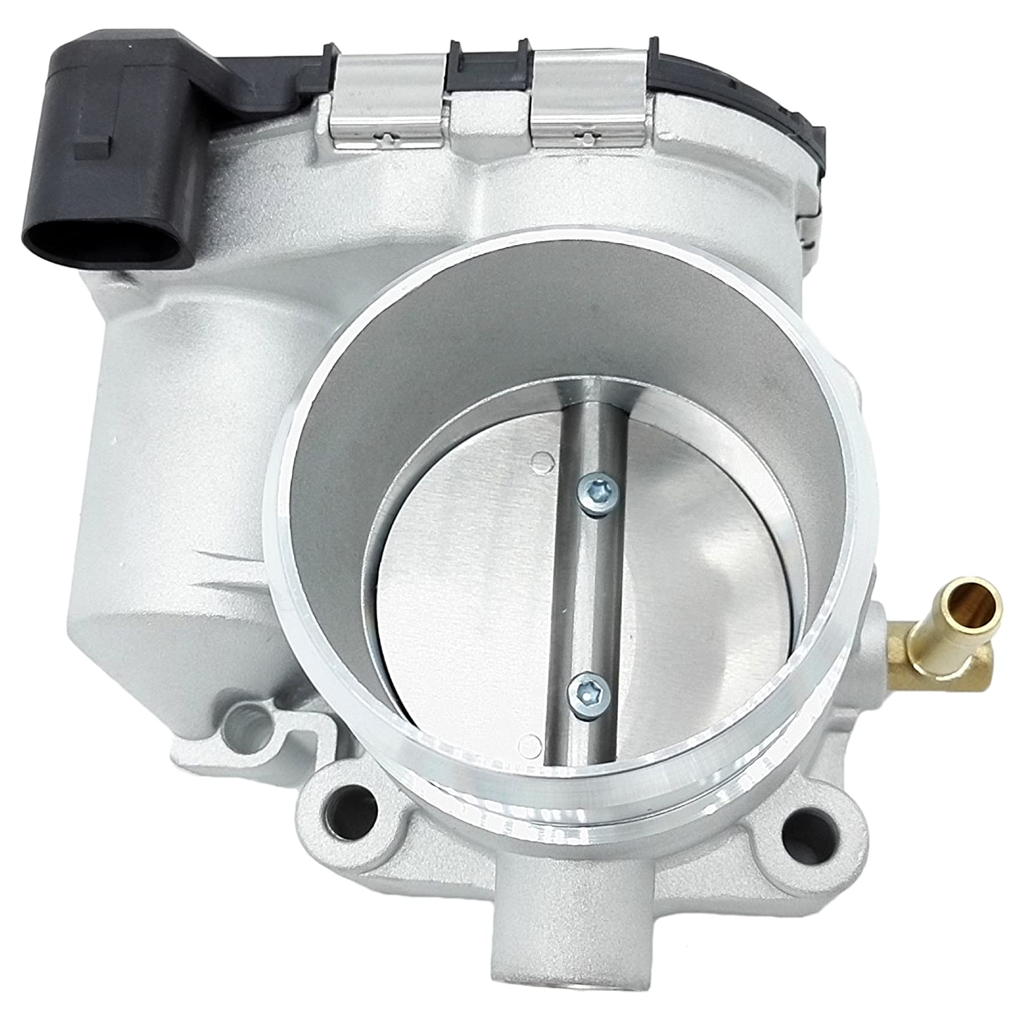 Okay Motor Fuel Injection Throttle Body For Vw Beetle 2000 Filter Golf Jetta Audi Tt Quattro 18t Automotive