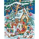 Santa's Helpers Advent Calendar (Christmas Countdown)