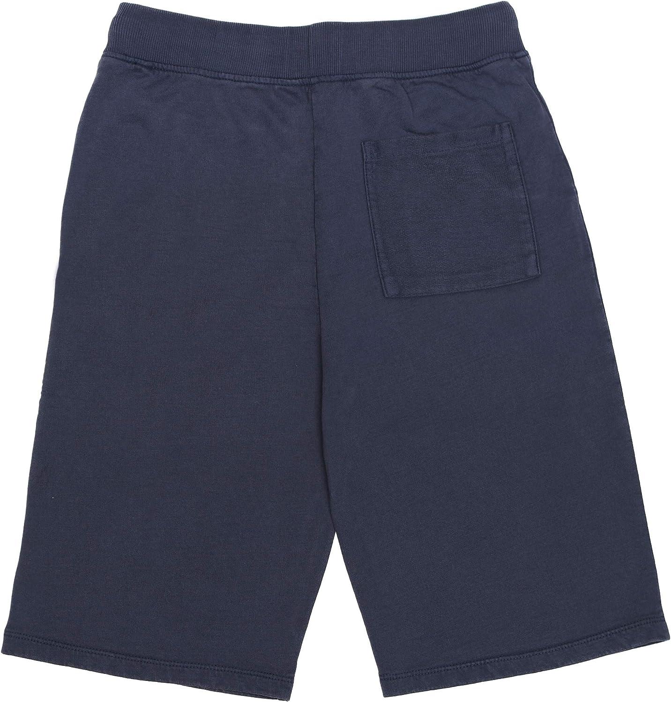 Guess Bermuda Shorts Bambino Blu Navy