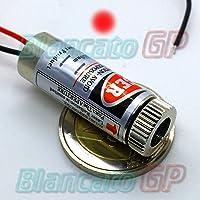 módulo láser 650nm punto Rojo–Red Dot enfoque ajustable