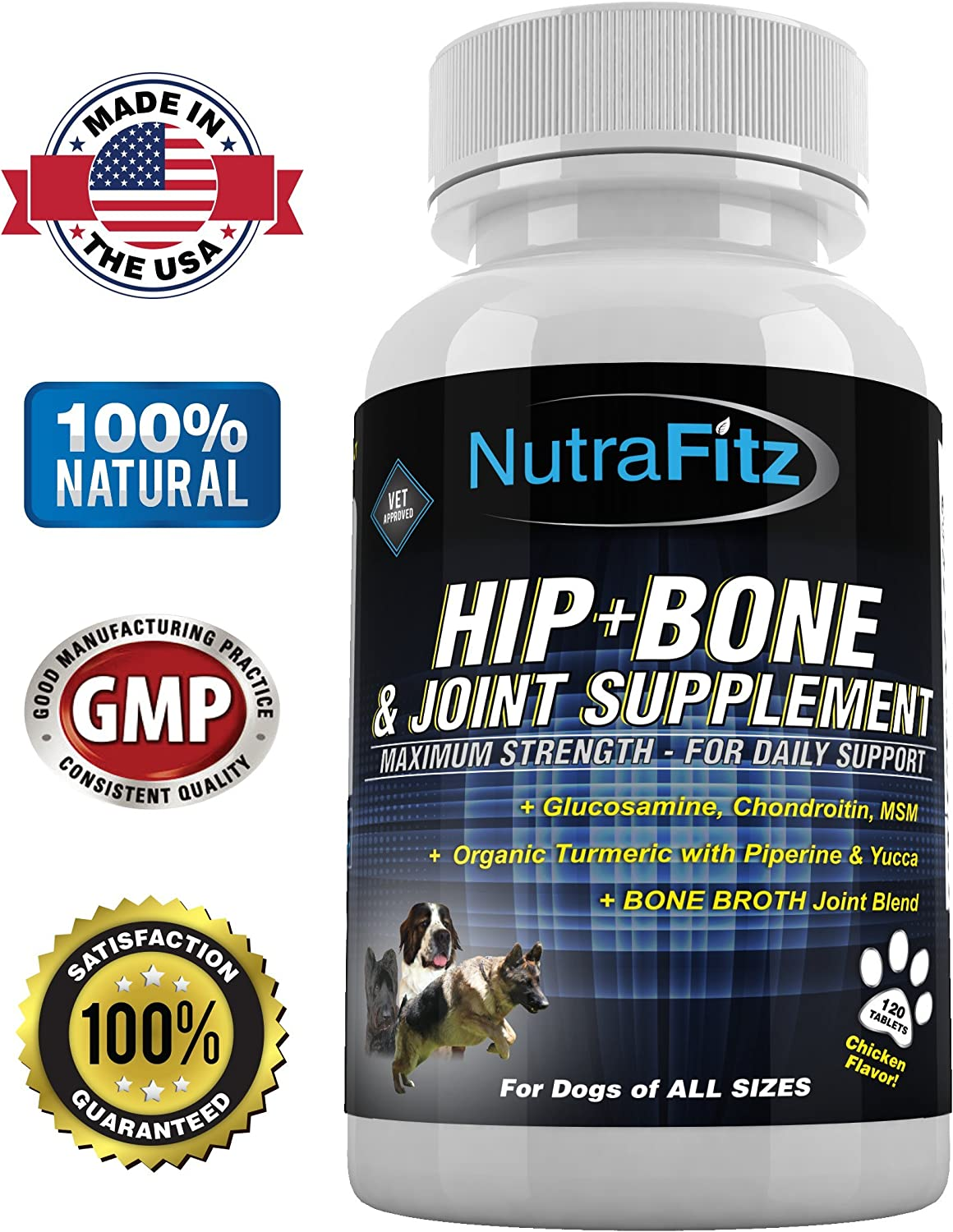 Nutrafitz Hip, Bone and Joint Supplement