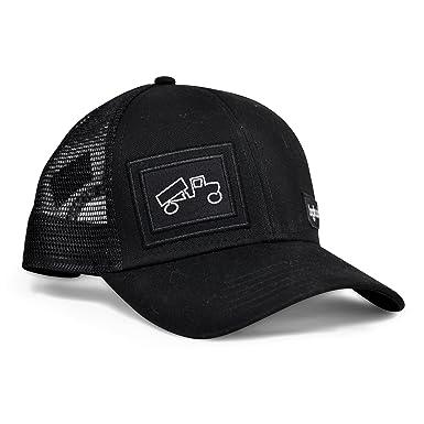 596b9837aa696 bigtruck Brand Hat Classic G Line Black