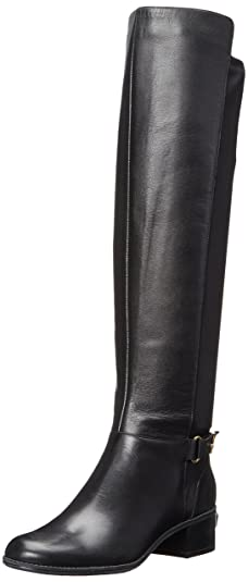 Review Bandolino Women's Cuyler Leather Riding Boot