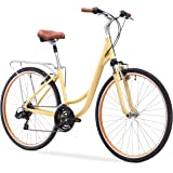 sixthreezero Body Ease Women's Comfort Bicycle with Rear Rack