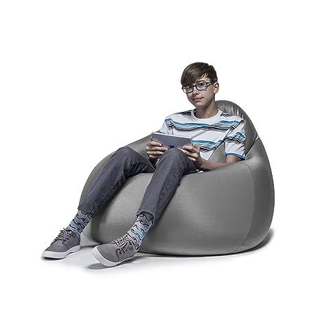 Fantastic Amazon Com Jaxx Nimbus Spandex Bean Bag Chair Furniture For Ncnpc Chair Design For Home Ncnpcorg
