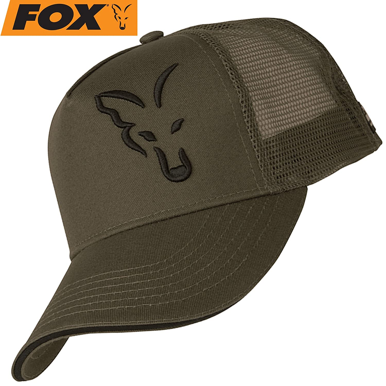 4a0d7209387ca8 Fox Green/Black and Orange/Black Baseball and Trucker Caps: Black Orange  Baseball Cap: Amazon.co.uk: Sports & Outdoors