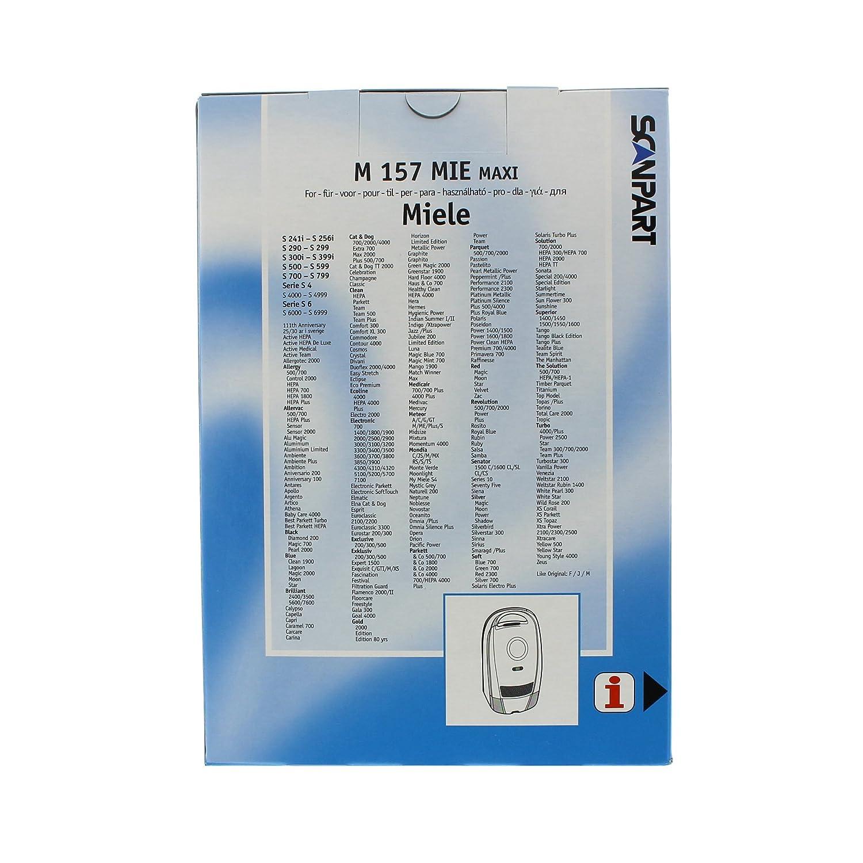 Scan Part 2687426157/Aspiradora de accesorios//Bolsas de aspiradora