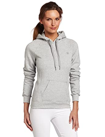 Amazon.com: Champion Women's Pullover Eco Fleece Hoodie: Clothing