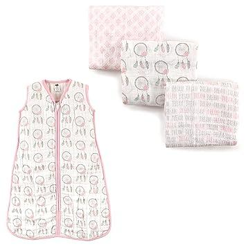 Hudson Baby Muslin Swaddle Blankets Dream Catcher
