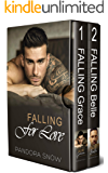 Falling for Love Military Medical BoxSet Collection: A Steamy Small Town Friends to Lovers Romance