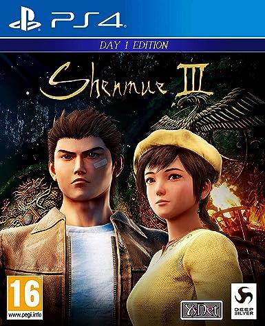 PS4 Shenmue III - Day One Edition - PlayStation 4 [Importación ...