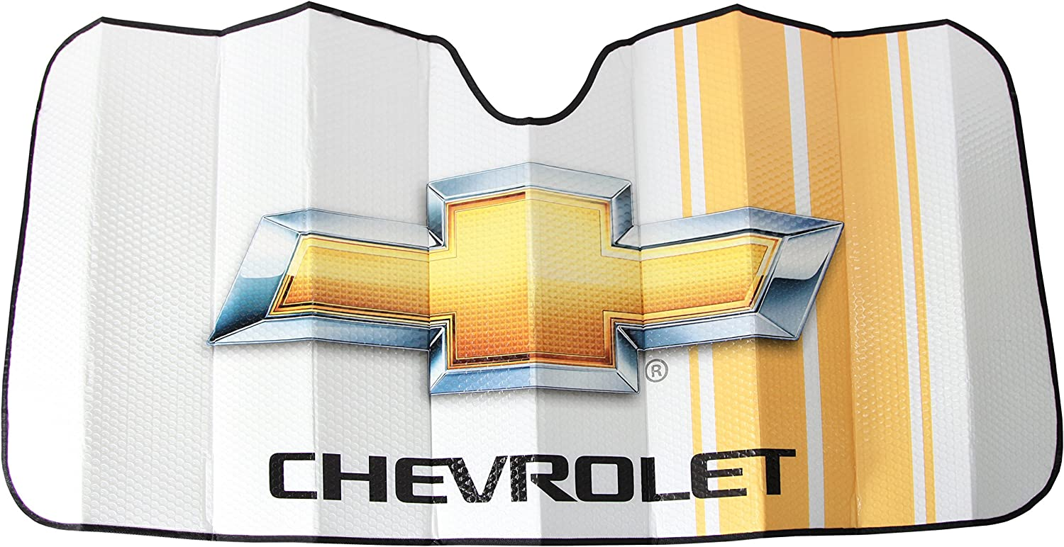 Genuine Chevrolet 23155165 Sunshade Package Silver