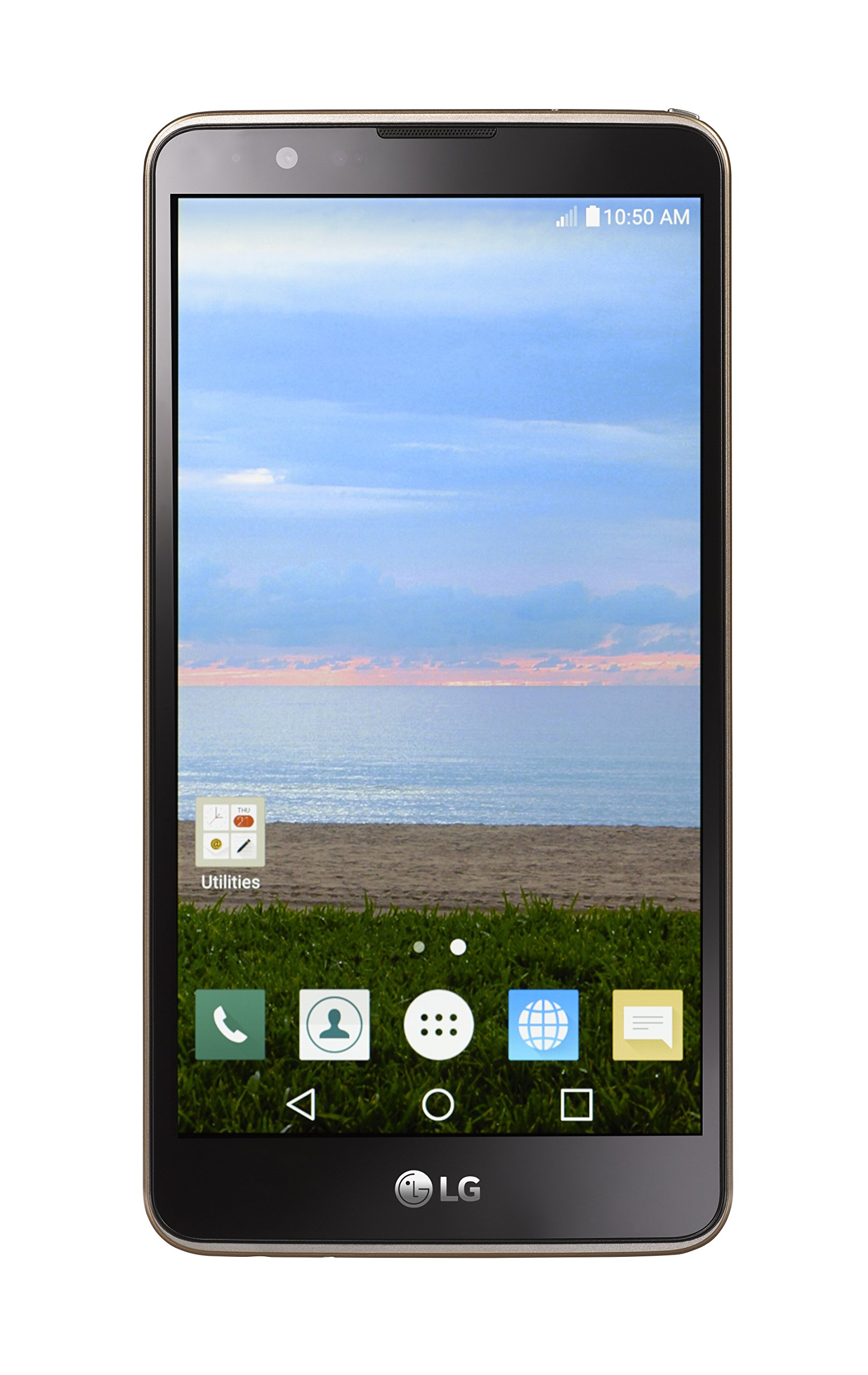 TracFone LG Stylo 2 Android GSM 4G LTE Smartphone by Tracfone